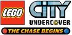 Logo de LEGO City Undercover : The Chase Begins sur 3DS