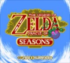 Screenshots de The Legend of Zelda : Oracle of Seasons (CV) sur 3DS