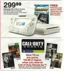Capture de site web de Call of Duty : Ghosts sur WiiU