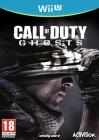 Boîte FR de Call of Duty : Ghosts sur WiiU