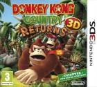 Boîte FR de Donkey Kong Country Returns 3D sur 3DS