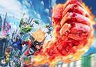 Artworks de The Wonderful 101 sur WiiU
