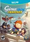 Boîte US de Scribblenauts Unmasked sur WiiU
