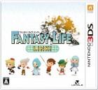 Boîte JAP de Fantasy Life Link! sur 3DS
