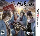 Boîte US de Hakuoki : Memories of the Shinsengumi sur 3DS