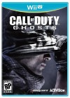 Boîte US de Call of Duty : Ghosts sur WiiU