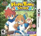 Boîte US de Hometown Story sur 3DS