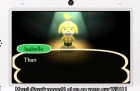 Capture de site web de Animal Crossing