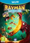 Boîte FR de Rayman Legends sur WiiU