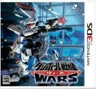 Boîte JAP de The Little Battlers Wars sur 3DS