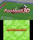 Screenshots de Arc Style : Football 3D sur 3DS