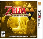 Boîte US de The Legend of Zelda : A Link Between Worlds sur 3DS