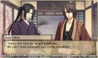 Screenshots de Hakuoki : Memories of the Shinsengumi sur 3DS