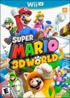 Boîte US de Super Mario 3D World sur WiiU