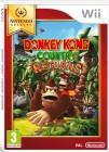 Boîte FR de Donkey Kong Country Returns sur Wii