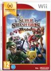 Boîte FR de Super Smash Bros. Brawl sur Wii