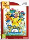 Boîte FR de PokéPark Wii - La grande aventure de Pikachu sur Wii