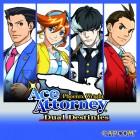 Boîte FR de Phoenix Wright : Ace Attorney - Dual Destinies sur 3DS