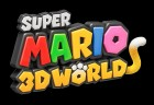Logo de Super Mario 3D World sur WiiU
