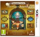 Boîte FR de Professeur Layton et l'Héritage des Aslantes sur 3DS