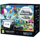 Boîte FR de NEW Super Mario Bros. U sur WiiU