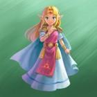 Artworks de The Legend of Zelda : A Link Between Worlds sur 3DS