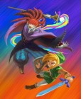 Artworks de The Legend of Zelda : A Link Between Worlds sur 3DS