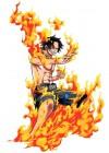 Artworks de One Piece : Romance Dawn sur 3DS