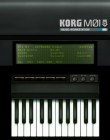 Screenshots de KORG M01D sur 3DS