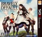 Boîte JAP de Bravely Default : For the Sequel sur 3DS