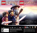 Scan de LEGO Le Hobbit sur WiiU
