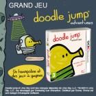 Divers de Doodle Jump Adventure sur 3DS