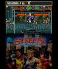 Screenshots de 3D Streets of Rage sur 3DS