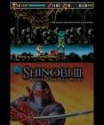 Screenshots de 3D Shinobi III : Return of the Ninja Master sur 3DS