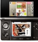 Capture de site web de Comic Workshop sur 3DS