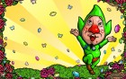Artworks de Freshly Picked - Tingle's Rosy Rupeeland  sur NDS