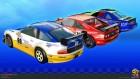 Artworks de The 90's Arcade Racer  sur WiiU