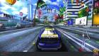 Screenshots de The 90's Arcade Racer  sur WiiU
