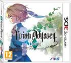 Boîte FR de Etrian Odyssey Untold : The Millenium Girl sur 3DS