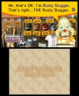 Screenshots de Rusty's Real Deal Baseball sur 3DS