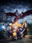 Boîte FR de LEGO Le Hobbit sur WiiU