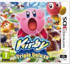 Boîte FR de Kirby: Triple Deluxe  sur 3DS
