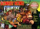 Boîte US de Donkey Kong Country (CV) sur Wii