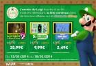 Capture de site web de Année de Luigi