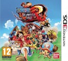 Boîte FR de One Piece Unlimited World : Red sur 3DS