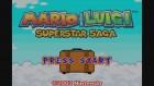 Screenshots de Mario & Luigi : Superstar Saga (CV) sur WiiU