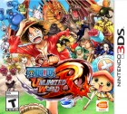 Boîte US de One Piece Unlimited World : Red sur 3DS