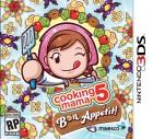 Boîte US de Cooking Mama : Bon Appétit sur 3DS