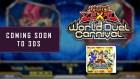 Capture de site web de Yu-Gi-Oh! Zexal : World Duel Carnival sur 3DS