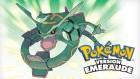Artworks de Pokémon Emeraude sur GBA
